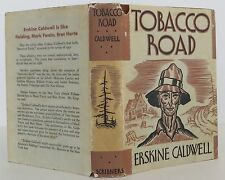 ERSKINE CALDWELL Tobacco Road INSCRIBED FIRST EDITION