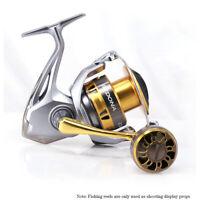 Fishing Reels Rocker Arm Spinning Reel Handle Stainless Steel Handle US SHIP