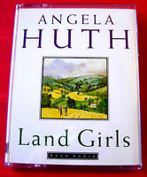 Angela Huth Land Girls 2-Tape Audio Book Anna Massey Second World War II