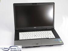"""Fujitsu Lifebook E752 15.6"""" i5-3210M 2.5GHz, 4GB RAM, 320GB HDD, weiße Tastatur"""