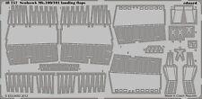 Eduard Accessories 48757 - 1:48 Seahawk mk.100/101 Landing solapas for Tru-ätzsa