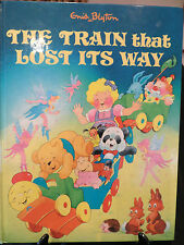 The Train That Lost Its Way by Enid Blyton HC 1992 OOP
