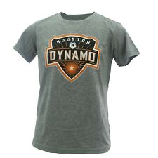 Houston Dynamo Official MLS Apparel Kids Youth Size Athletic Shirt New With Tags