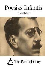 Poesias Infantis by Olavo Bilac (2015, Paperback)