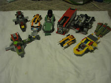 LEGO MIXED LOT PARTS AND PIECES USED