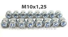 Radmuttern 16 Stück  M10 x 1,25 Chrom von Campagnolo top wheel nuts