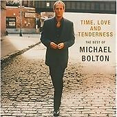 """Time, Love And Tenderness """"The Best Of Michael Bolton"""", Michael Bolton CD 