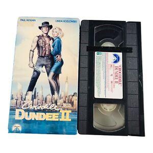 Crocodile Dundee 2 (VHS, 1991): Paul Hogan