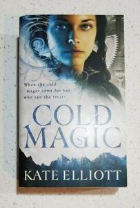 COLD MAGIC by KATE ELLIOT Spiritwalker Series Book #1