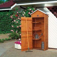 """Geräteschrank """"Piccolo"""" 2türig- Gartenhaus - Gerätehaus B76 X T49 X H193 cm"""