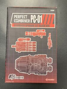 Perfect Effect PC-01 Upgrade Kit for Transformers Combiner Wars Defensor Black