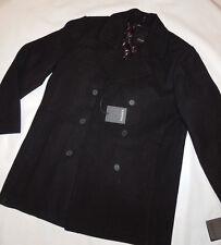 new Men's TAHARI Waterproof wool Coat Jacket Sz L Large Retail $325
