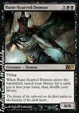 Rune-Scarred Demon // Foil // NM // Magic 2012 // engl. // Magic the Gathering