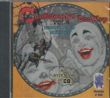 CONFIDENTIAL DOO WOP - CD - Vol. 8 - High Flying Doo Wop - BRAND NEW