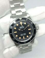 SEI KO NH35 5513 5512 vintage Submariner Automatic Mens Diver Watch custom MOD
