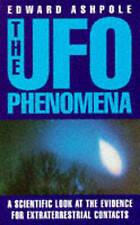 (Good)-The UFO Phenomena (Paperback)-Ashpole, Edward-0747247455