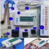 Universal USB Programmer EEPROM Flash SPI BIOS 24/25/BR90/93 5000 + CHIPS