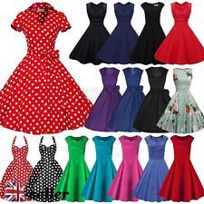 Party Tea Vintage Dresses for Women