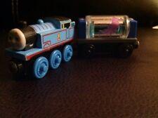 Thomas & Friends, Wooden Railway ,Thomas the Engine and Aquarium Car, 2003, EUC