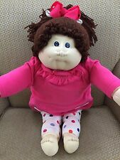 Cabbage Patch Kid Little People Xavier Roberts Soft Sculpture Doll