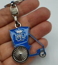 Porte clé chariot-fauteuil roulant Notre Dame Lourdes religieux margueriteshop