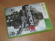 Sniper 2 Ghost Warrior Xbox 360 Game - Works Perfectly Microsoft