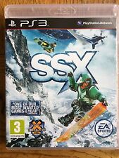 SSX (unsealed) - PS3 UK Release New!
