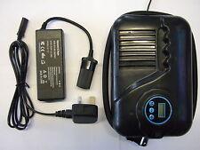 12V Digital Air Compressor (Tyre Inflator) and Mains Power Supply Converter