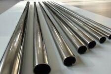 Tube Ø22mm Epaisseur 1.5mm inox 316 - A4 Poli Miroir Longueur 80cm