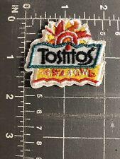 Vintage Tostitos Fiesta Bowl Patch Tempe Phoenix Glendale AZ Arizona Football