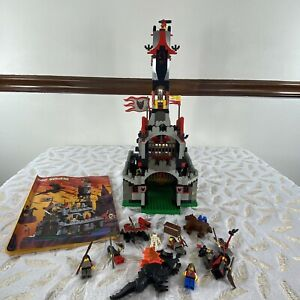 VTG 1997 Lego System Fright Knight Lords Castle 6097 With Instructions COMPLETE