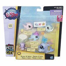 Littlest Pet Shop Dolphin Family Playset