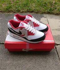 Nike Air Max Light OG Unisex White / Sport Red & Black Size 6 Brand New RRP £110