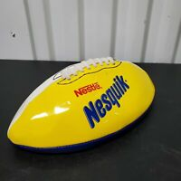Nestle Nesquik Football Full Size Promotional Collectible Chocolate Milk Lovers