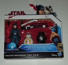 STAR WARS ROSE + BB-8 + BB-9E LAST JEDI ACTION FIGURE 2 PACK NEW IN HAND VARIANT