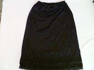 Velrose 3 Layer Lace Adjustable Length Half Slips (2702)