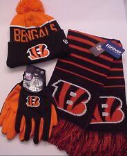 d8dfe780 Cincinnati Bengals Sports Fan Gloves for sale | eBay