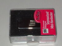 Seymour Duncan SM-3 Seymourized Mini Humbucker Bridge Pickup NICKEL New Warranty