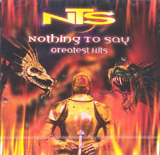 NOTHING TO SAY NTS Grestest Hits FR Press Universal 940832 2 2003 2 CD