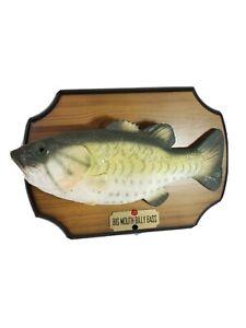 Original 1999 Gemmy Big Mouth Billy Bass Singing Fish Female Voice
