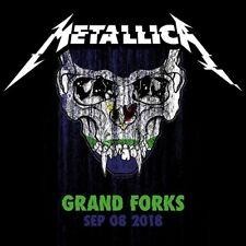 METALLICA / World Wired Tour / LIVE / Alerus Center - Grand Forks, Sep. 08, 2018