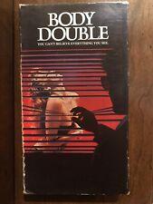 Body Double (VHS, 1984) Brian DePalma