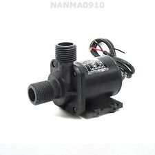 DC 24V ZC-T40 Mini Brushless Magnetic Water Pump High Temperature 0-100℃