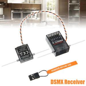 AR6210 6-Channel Receiver DSM-X DSM2 For Spektrum JR Remote Controller US