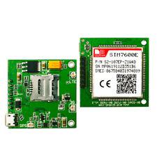 CAT1 LTE module SIM7600E mini board  4G breakout core board B1/B3/B5/B7/B8/B20