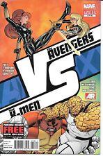 Marvel Comics THE AVENGERS VS THE X-MEN #3 first printing