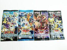 KONAMI Yu-Gi-Oh Yugioh Card 4 Set Japan