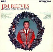 Jim Reeves Christmas & Seasonal LP Records