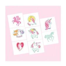Magical Unicorn Tattoos Pack of 8