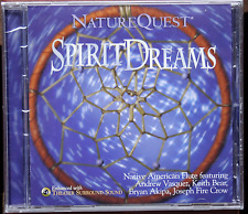 Spirit Dreams, 1 NEW Naturequest Nature & Music Factory Sealed Out of Print CD